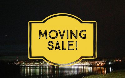 Moving Sale! – 6.23.16
